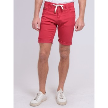 Vêtements Shorts / Bermudas Ritchie Bermuda BANDAL Rouge foncé