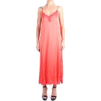 Robe 11003 Longue Orange - Pink Memories - Modalova