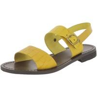 Chaussures Femme Sandales et Nu-pieds Iota BELUGA JAUNE