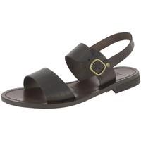 Chaussures Femme Sandales et Nu-pieds Iota BELUGA MARRON