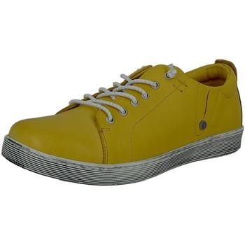 Chaussures Femme Baskets mode Andrea Conti DA.-SNEAKER JAUNE