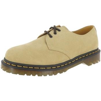 Chaussures Homme Derbies Dr Martens 1461 SAND MILLED BEIGE