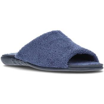 Chaussures Femme Chaussons Vulladi BENIDORM 6204R MARIN