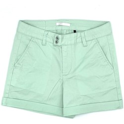 Vêtements Femme Shorts / Bermudas Les Petites Bombes Les Petites Bombes Short Brooklyn Vert V13B005VE14V Vert