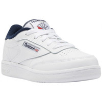 Chaussures Enfant Baskets basses Reebok Sport Basket  CLUB$SKU Blanc
