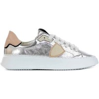 Chaussures Femme Baskets basses Philippe Model  Gris