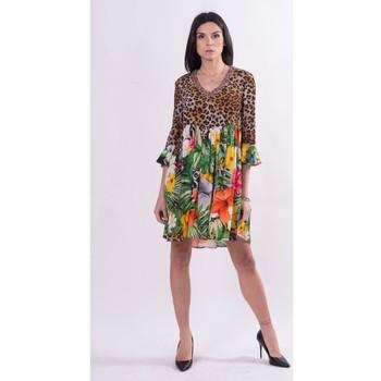 Vêtements Femme Robes courtes Fracomina FR21SD1008W422N4 Incolore