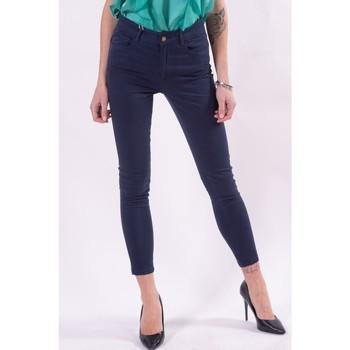 Vêtements Femme Pantalons Fracomina FR21SP2002W40101 Bleu