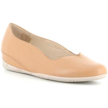 Chaussures Femme Ballerines / babies Wonders A-1103 Beige