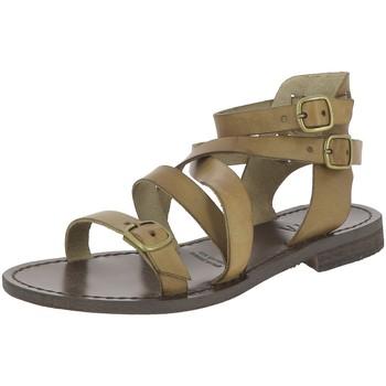 Chaussures Femme Sandales et Nu-pieds Iota SPARTE MARRON