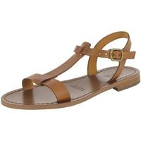 Chaussures Femme Sandales et Nu-pieds Iota CALABRIA MARRON