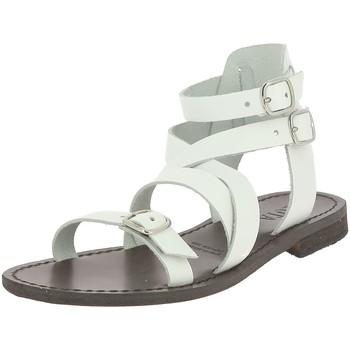 Chaussures Femme Sandales et Nu-pieds Iota SPARTE BLANC