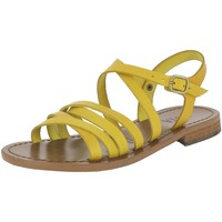 Chaussures Femme Sandales et Nu-pieds Iota 539 JAUNE