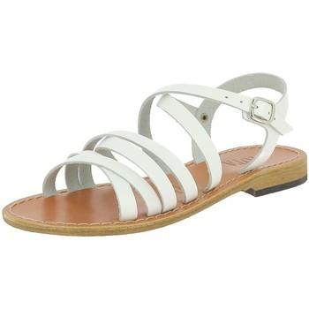 Chaussures Femme Sandales et Nu-pieds Iota 539 BLANC