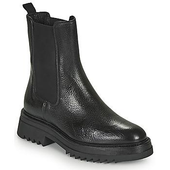 Chaussures Femme Boots JB Martin OPTIMISTE Noir