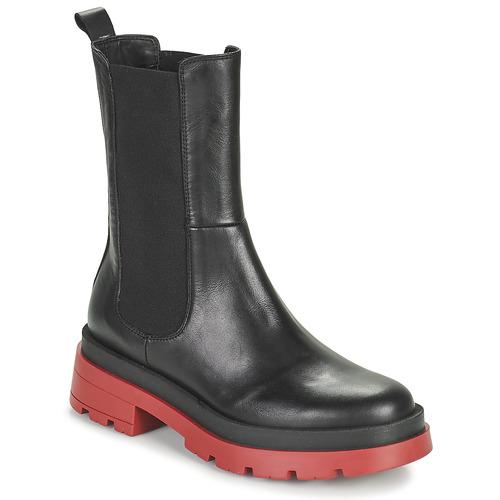 Chaussures Femme Boots JB Martin MOTIVEE Noir
