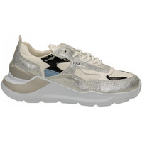 Chaussures Femme Baskets basses Date FUGA REFLEX white-silver