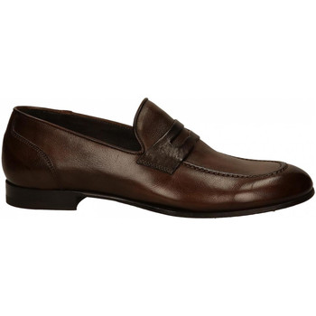 Chaussures Homme Mocassins Brecos BUFALO testa-di-moro