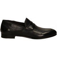 Chaussures Homme Mocassins Brecos BUFALO nero