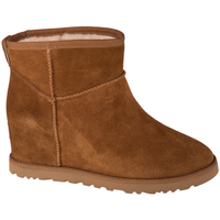 Chaussures Femme Boots UGG Classic Femme Mini 1104609-CHE Marron