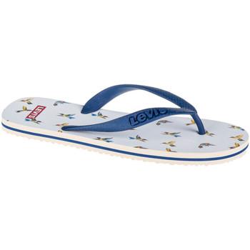 Chaussures Homme Tongs Levi's Dixon 2.0 Blanc