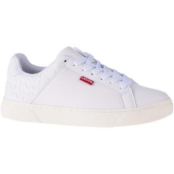 Chaussures Femme Baskets basses Levi's Caples W 232327-795-51 Blanc