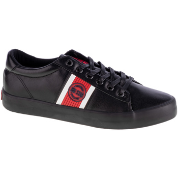 Chaussures Homme Baskets basses Big Star Shoes Noir