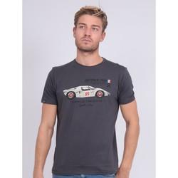 Vêtements T-shirts manches courtes Ritchie T-shirt col rond pur coton NUKITA Gris