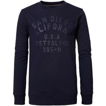 Vêtements Enfant Pulls Petrol Industries SWR317 5147 DARK PETROL Bleu marine