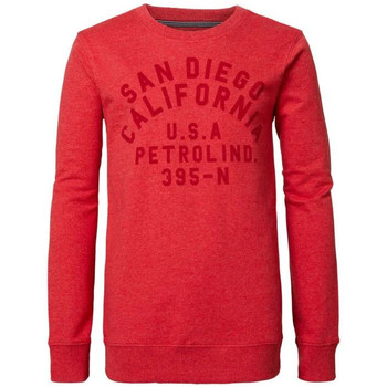 Vêtements Enfant Pulls Petrol Industries SWR317 3142 IMPERIAL RED Rouge
