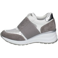 Chaussures Femme Slip ons Inblu IN 261 ARGENT