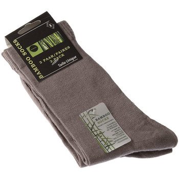 Accessoires Garçon Chaussettes Intersocks Chaussettes Niveau mollet - Bambou - Bamboo socks Marron