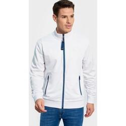 Vêtements Homme Vestes de survêtement Kaporal - Veste zippée - blanc Blanc