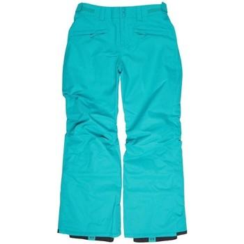 Vêtements Fille Pantalons de survêtement Billabong junior - Pantalon ski - bleu lagon Bleu