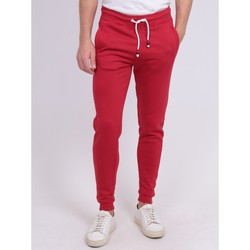 Vêtements Homme Pantalons de survêtement Ritchie Pantalon molleton CAMDY Rouge