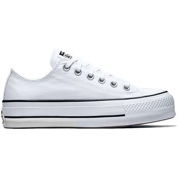 Chaussures Femme Baskets basses Converse Chuck Taylor All Star Platform Ox Lift Blanc
