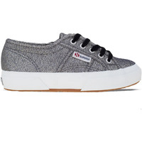 Chaussures Fille Baskets mode Superga 2750 Lamej Gris