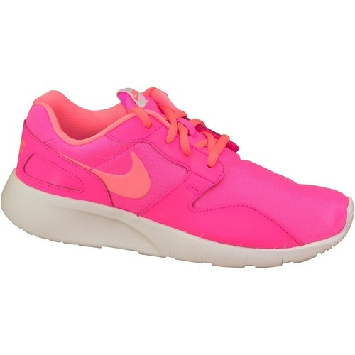 Chaussures Femme Baskets basses Nike Kaishi Gs 705492-601 Orange,Pink