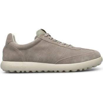 Chaussures Homme Baskets mode Camper Baskets cuir PELOTAS XLF grisclair
