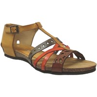 Chaussures Femme Sandales et Nu-pieds Xapatan 8073 Jaune