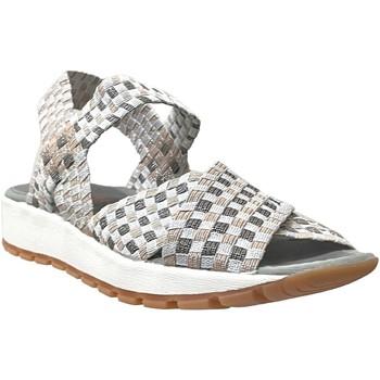 Chaussures Femme Tous les sacs Maternelle Bernie Mev Kaia Gris/Argent