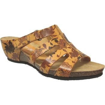 Chaussures Femme Mules Xapatan 5707 Jaune