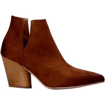 Chaussures Femme Boots Grace Shoes 7241004 Marron