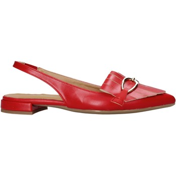 Chaussures Femme Ballerines / babies Grace Shoes 521T062 Rouge