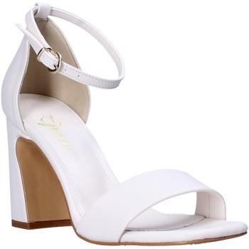 Chaussures Femme Sandales et Nu-pieds Grace Shoes 2384001 Blanc