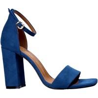Chaussures Femme Sandales et Nu-pieds Grace Shoes 018R001 Bleu