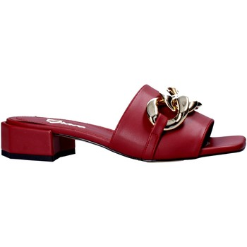 Chaussures Femme Mules Grace Shoes 971Y023 Rouge
