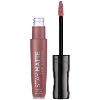Beauté Femme Rouges à lèvres Rimmel London Stay Matte Liquid Lip Colour 220 21 g