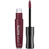 Beauté Femme Rouges à lèvres Rimmel London Stay Matte Liquid Lip Colour 860
