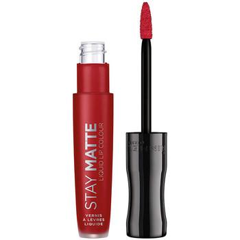 Beauté Femme Rouges à lèvres Rimmel London Stay Satin Liquid Lip Colour 500 5,5 ml